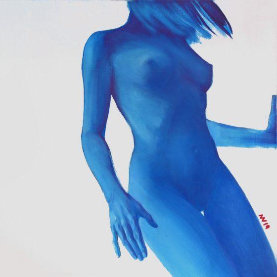 Balance of blue